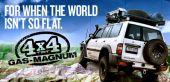 Gas-Magnum TDT